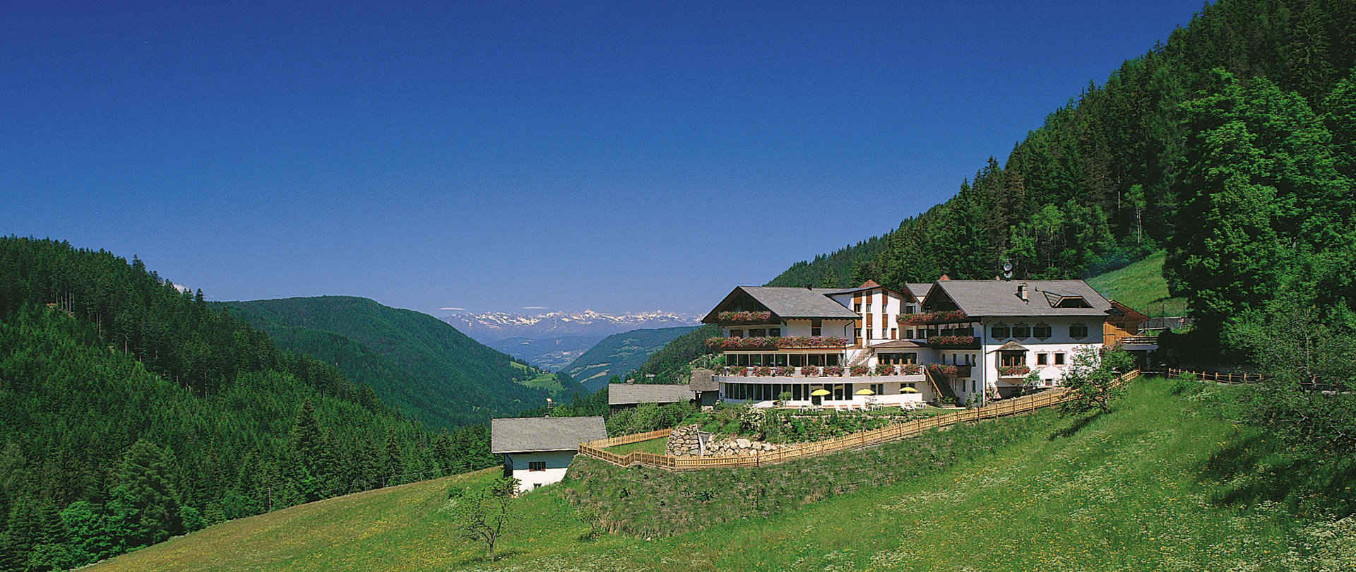 Hotel Oberlehenhof in the Eggental,